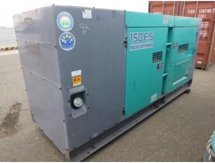Запчасти для Дизельного генератора DENYO DCA-150ESK